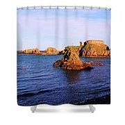 Dunbar Coast Shower Curtain