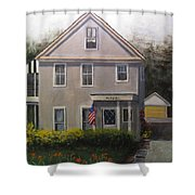 Duncan Homestead Shower Curtain
