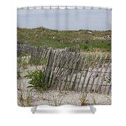 Dune Landscape Shower Curtain