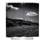 Dune Valley Shower Curtain
