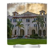 Dunedin Florida - The Fenway Shower Curtain