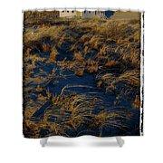 Dunes And Beach House Shower Curtain