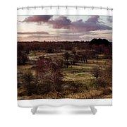 Dunes At Sunrise #2 Shower Curtain