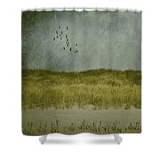 Dunes Shower Curtain by Joana Kruse