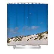 Dunes Of Danmark 1 Shower Curtain