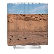 Dunes Of Sand Shower Curtain