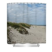Dunes1 Shower Curtain