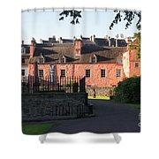 Dunfermline. Abbot House. Shower Curtain