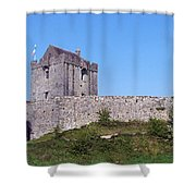 Dunguaire Castle Kinvara Ireland Shower Curtain