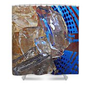 Dunkin Ice Coffee 20 Shower Curtain