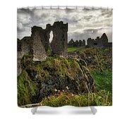Dunluce Castle Shower Curtain