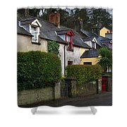 Dunmore Houses Shower Curtain