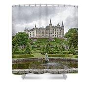 Dunrobin Castle 1325 Shower Curtain