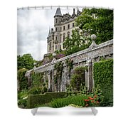 Dunrobin Castle 1352 Shower Curtain