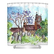 Dunster 03 Shower Curtain