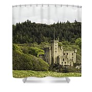 Dunvegan Castle Shower Curtain