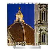Duomo Florence Shower Curtain