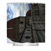 Duomo Shower Curtain