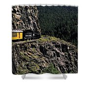 Durango - Silverton Train Shower Curtain