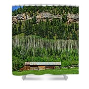Durango Shower Curtain