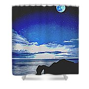 Durdle Door, Wareham, United Kingdom 2b Shower Curtain