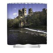 Durham Cathedral Shower Curtain
