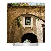 Durnstein Archways Shower Curtain