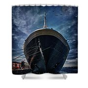 Dutchman Shower Curtain