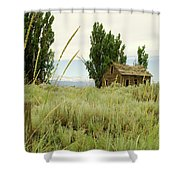 Dyer Country Home Shower Curtain