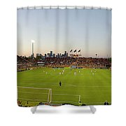 Dynamo Pano Shower Curtain