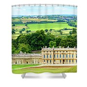 Dyrham Park Shower Curtain