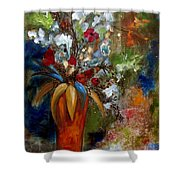 Each Day Is A New Beginning Shower Curtain
