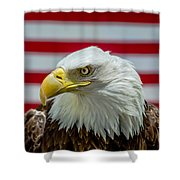 Eagle 5 Shower Curtain