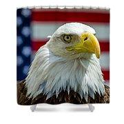 Eagle 6 Shower Curtain
