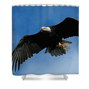 Eagle Pride Shower Curtain