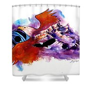Eagle Rise Shower Curtain