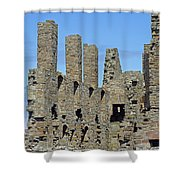 Earl's Palace Shower Curtain