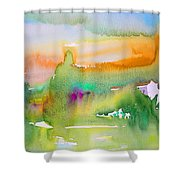 Early Afternoon 05 Shower Curtain