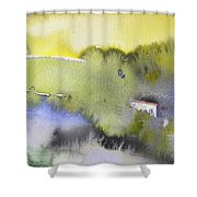 Early Morning 04 Shower Curtain