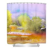 Early Morning 06 Shower Curtain