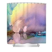 Early Morning 11 Shower Curtain