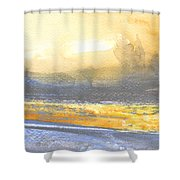 Early Morning 15 Shower Curtain