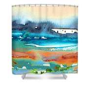 Early Morning 17 Shower Curtain