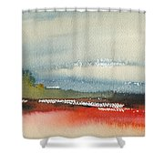 Early Morning 23 Shower Curtain