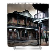 Early Morning At Cornet Shower Curtain