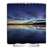 Early Morning On Lake Lanier Shower Curtain