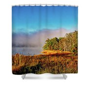 Early Morning On The Bay Shower Curtain