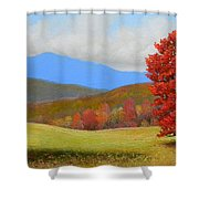 Early September Shower Curtain