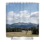 Early Spring In Lake Placid Shower Curtain
