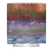 Earth Day Shower Curtain